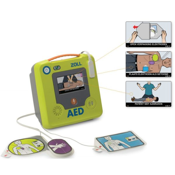 ZOLL AED 3 Volautomaat (2)