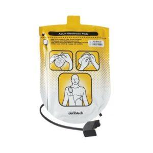 DP-100 elektroden AED Defibtech