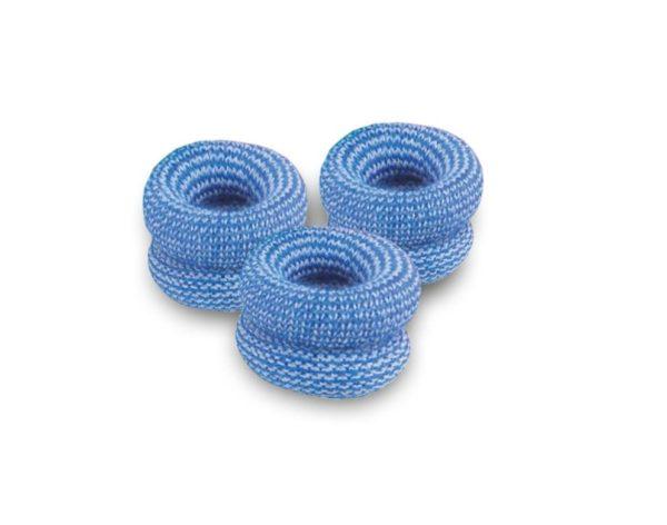 Vingerbob blauw